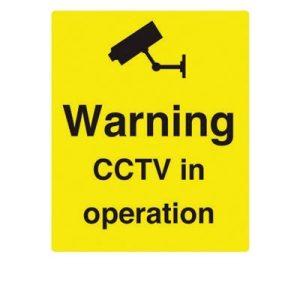 CCTV SignF90416