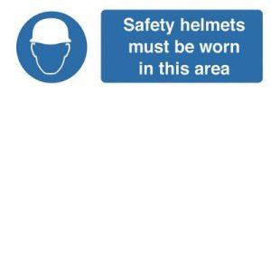 Safety Helmet SignF90418