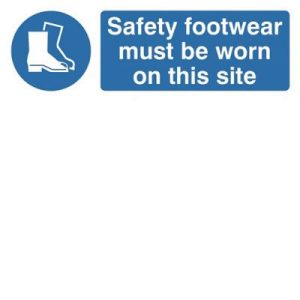 Safety Footwear SignF90419