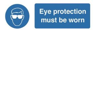 Eye Protection SignF90421