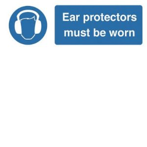 Ear Protection SignF90422
