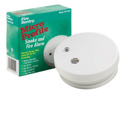 Smoke and fire alarm DetecterF98322