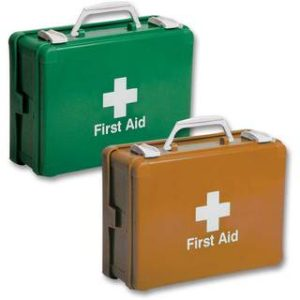 Medic 2 First Aid Box - Green