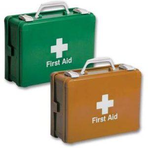 Medic 2 First Aid Box - Green