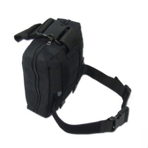 The SP Battele Medical Leg Pack Supplied Unkitted - BlackFA/650