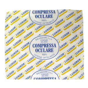 Garza oculare compressa sterlileGM02106 K