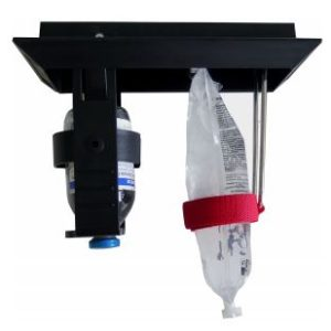 Built in IV-bottle holder -Track 6 TwinIF01060 B