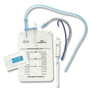 Portex Emergency Chest Drain KitIN/090