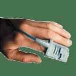 Reusable SpO2 Sensor - Adult FingerM1191BL