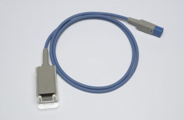 Nellcor SpO2 Sensor Adapter Cable 1 m (use with M1902-3-4B)M1943A