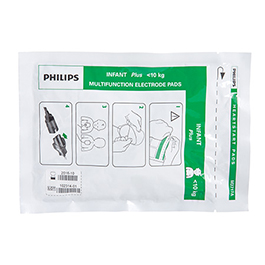 Pediatric Plus Pads : Box of 5-pcsM3717 A