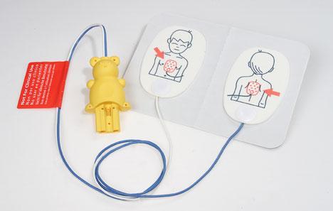FR2 infant/Child Training PadsM3871A