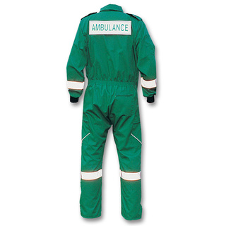 Ambulance Coverall - Green