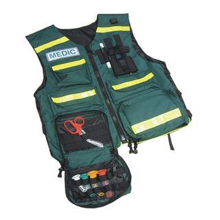 EMS Waistcoat - GreenPC/301