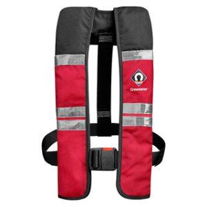 Crewsaver Crewfit 150N Lifejacket - RedPC/555