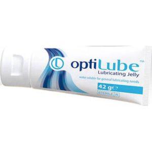 Optilube Lubricating Jelly 42G TubePH-011