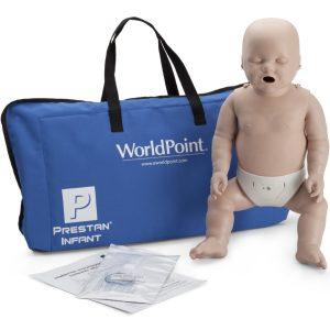 Prestan Manikin – Infant without CPR MonitorPROBABY1B