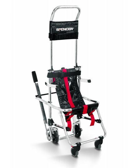 SKID-OK B Ultralight evacuation chair with arm restSK20002