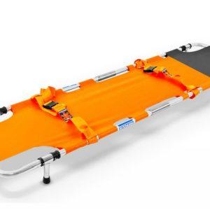 Compact foldable transport stretcherST00105 A