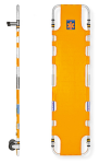 Spencer 205 Compact Foldable Transport Stretcher with WheelsST00205A