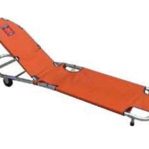 Spencer 310 Emergency folding stretcher with backrestST00310