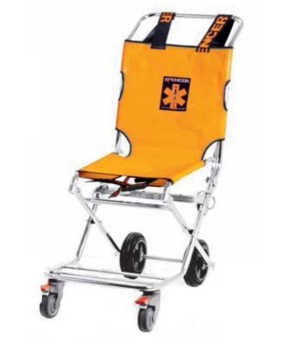 Spencer 407 - Evacuation chair with four wheelsST00407