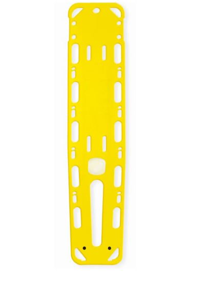 B-Back Pin Spine board complete of pins YellowST02061 B