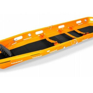 Twin Shell Divisible basket stretcher OrangeST04020 A