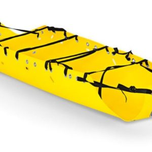 Total Recovery stretcher supplied with rope straps lifting bridles & case (2430Lx970Wx3Tmm)ST04090 A