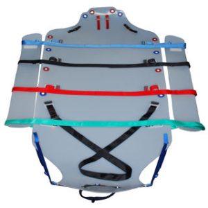 SLIX 100 XL Bariatric Rescue StretcherST/182