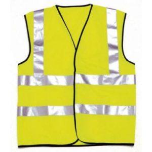 Waistcoat YellowU02041-M