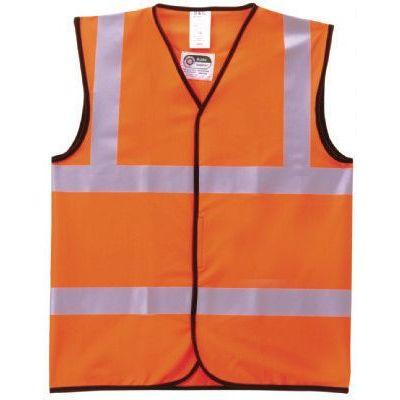 Waistcoat OrangeU02061-M