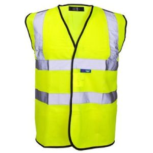 Supertouch hi-vis waistcoat-XLU02104 - XL