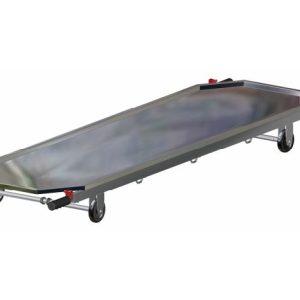 Z7006 Bar Silver C-man teles vasca Mortuary StretcherZS00814