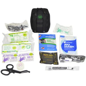 NEW Parabag Personal Attack Response Kit in Black PouchZZ/01836