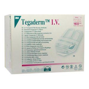 Tegaderm IV Advanced Securement Dressing