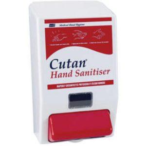 Cutan Gel Hand Sanitiser - 1 LTR DispenserZZ/6078