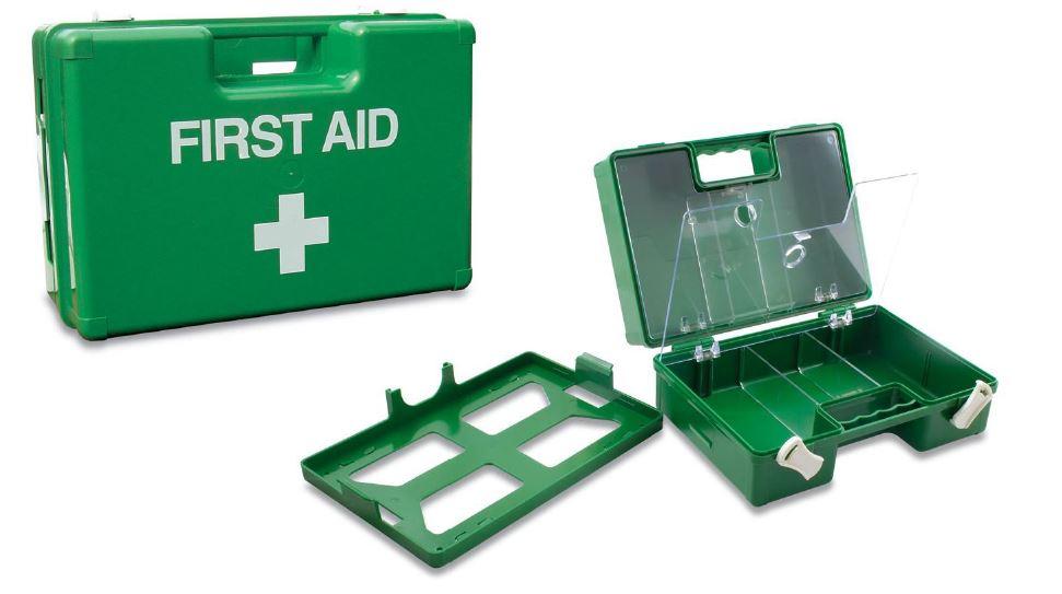First Aid Kit as per DM Dubai Municiplity Standard for 26-50 persons