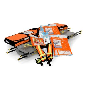 LESS® Stretcher Rolling Kit Compact