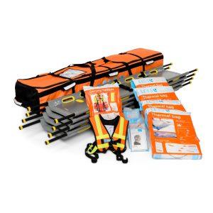 LESS® Stretcher Rolling Kit PRO