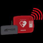 Medicassist Smartlink Philips Automated external defibrillator monitoring solution
